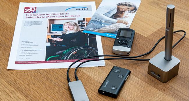 Audiotherapie - Leistungen